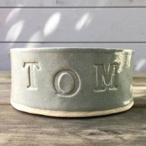 Personalised Cat Bowl