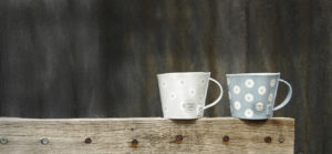 Rebecca Williams Ceramics Handmade Cups